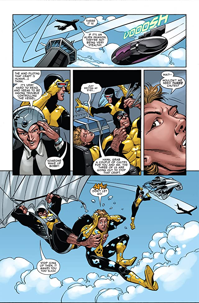 click for super-sized previews of X-Men: First Class II #15
