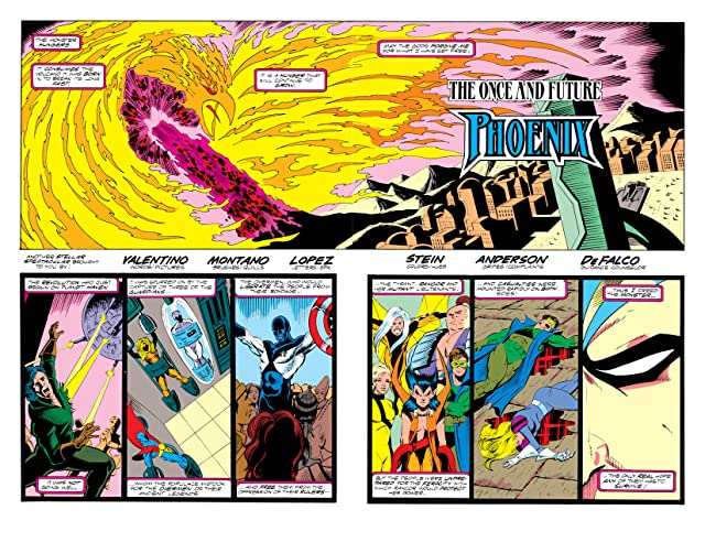 Guardians of the Galaxy (1990-1995) #11