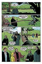 Eternals (2006-2007) #5 (of 7)