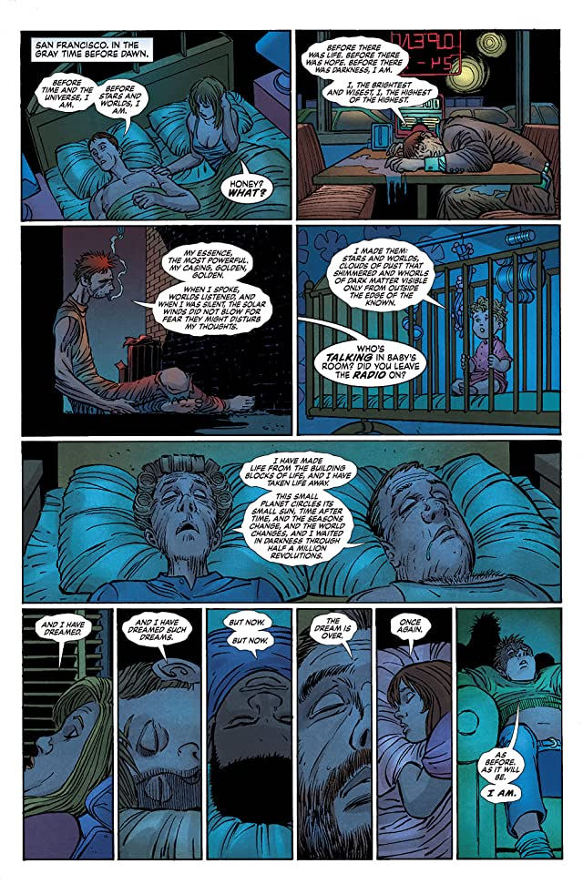 click for super-sized previews of Eternals #6 (of 7)