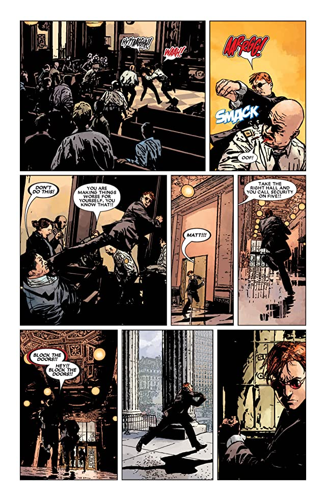 click for super-sized previews of Daredevil (1998-2011) #81