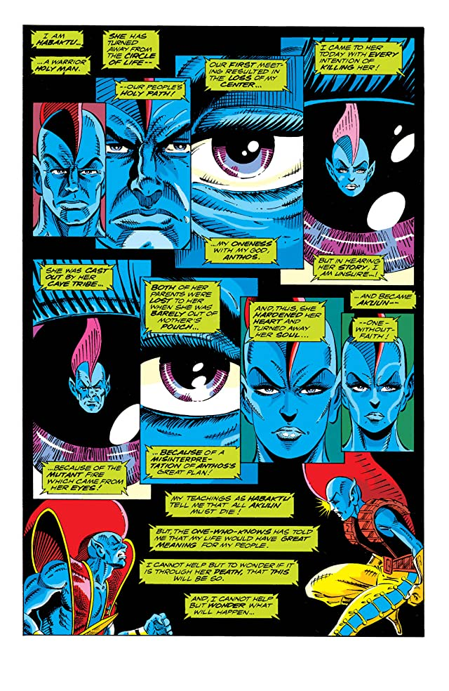 click for super-sized previews of Guardians of the Galaxy (1990-1995) #16