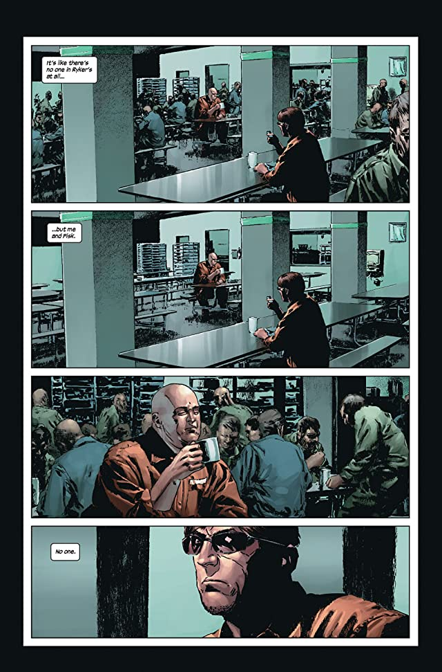 click for super-sized previews of Daredevil (1998-2011) #85