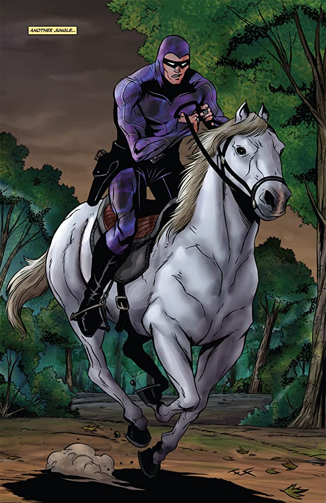 click for super-sized previews of The Last Phantom #5