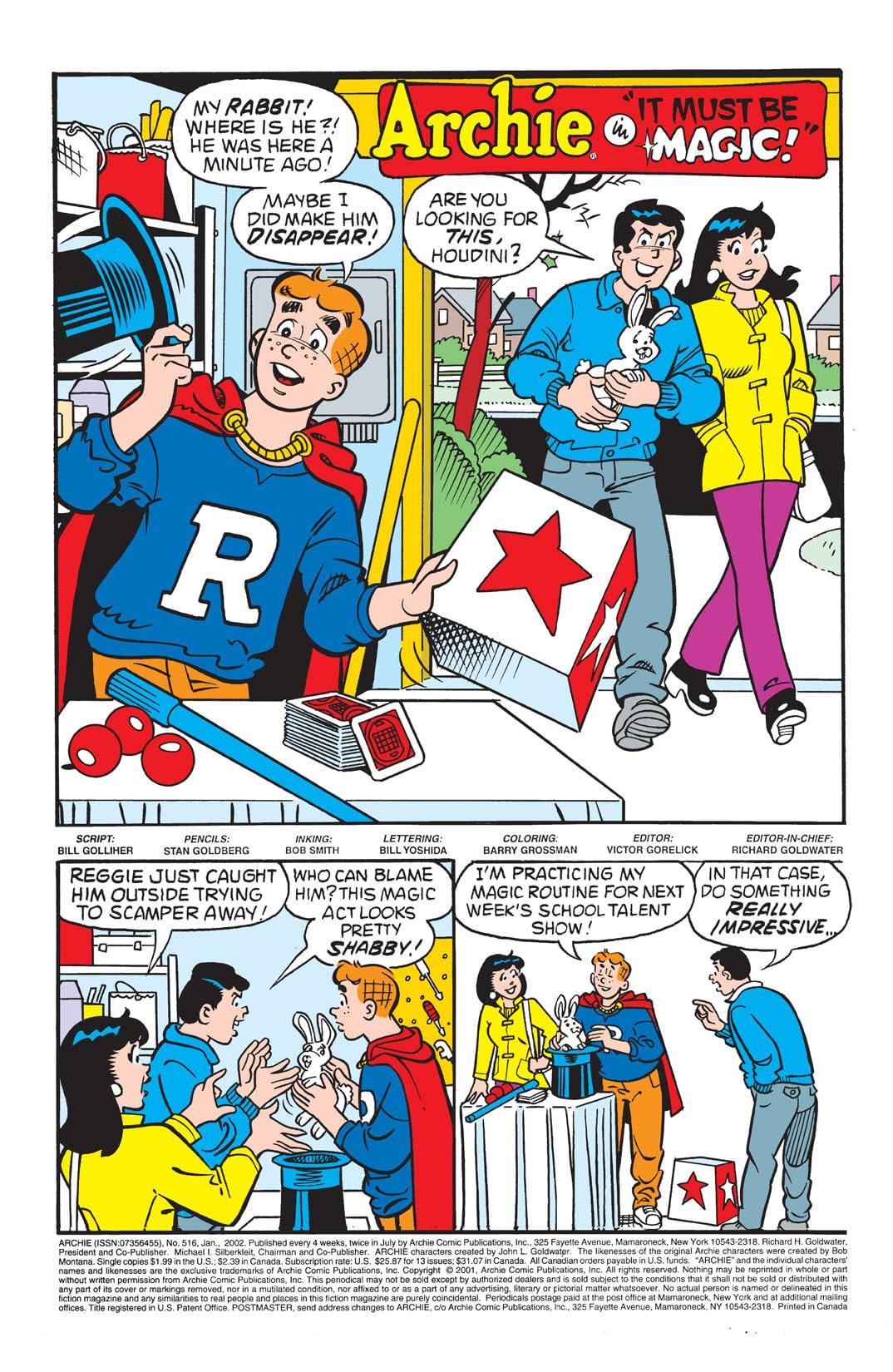 Archie #516
