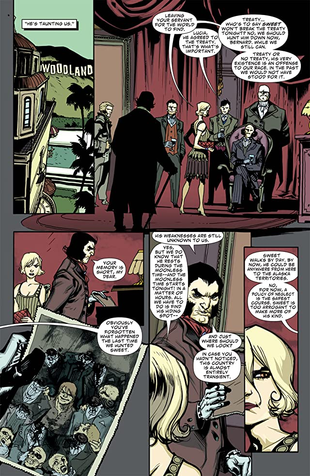 click for super-sized previews of American Vampire #3