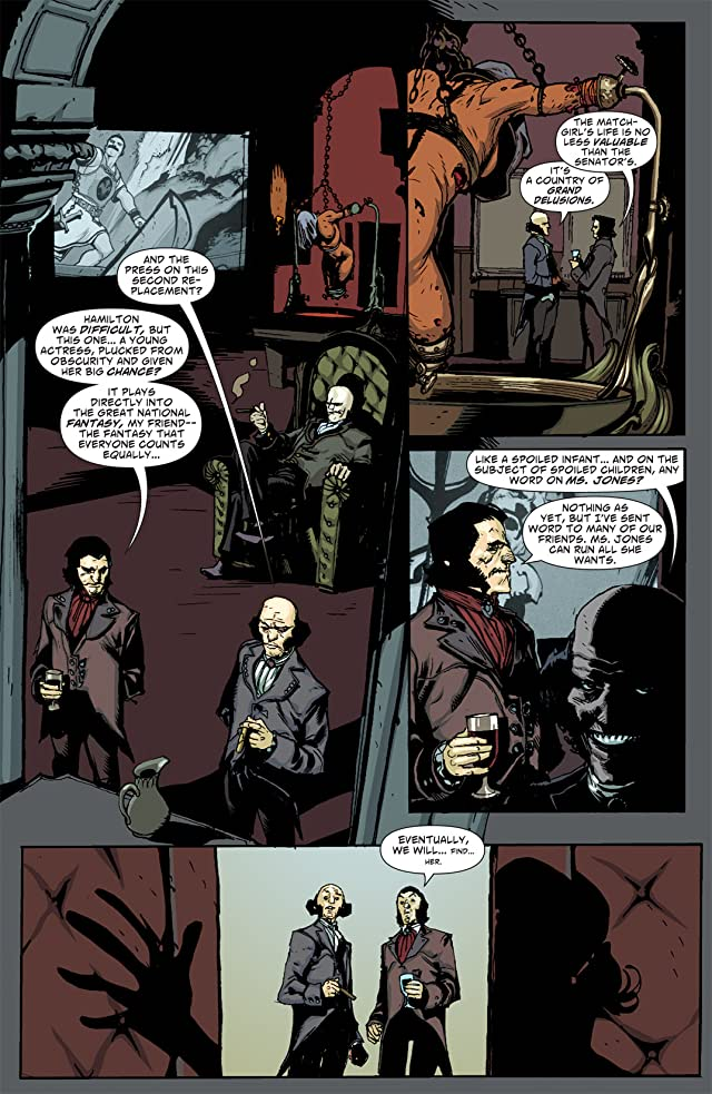 click for super-sized previews of American Vampire #5