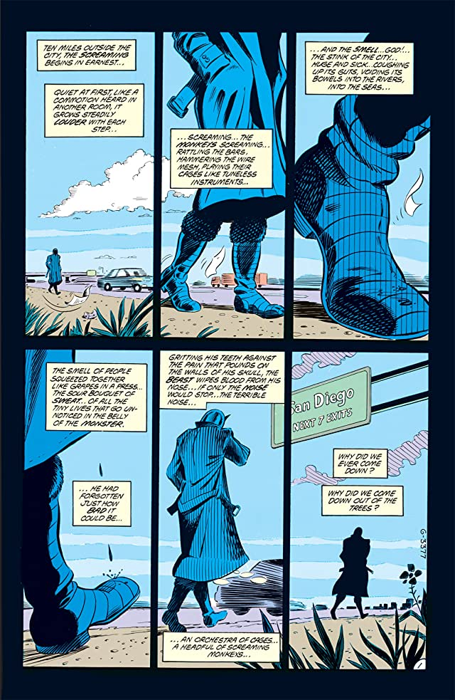 click for super-sized previews of Animal Man (1988-1995) #1