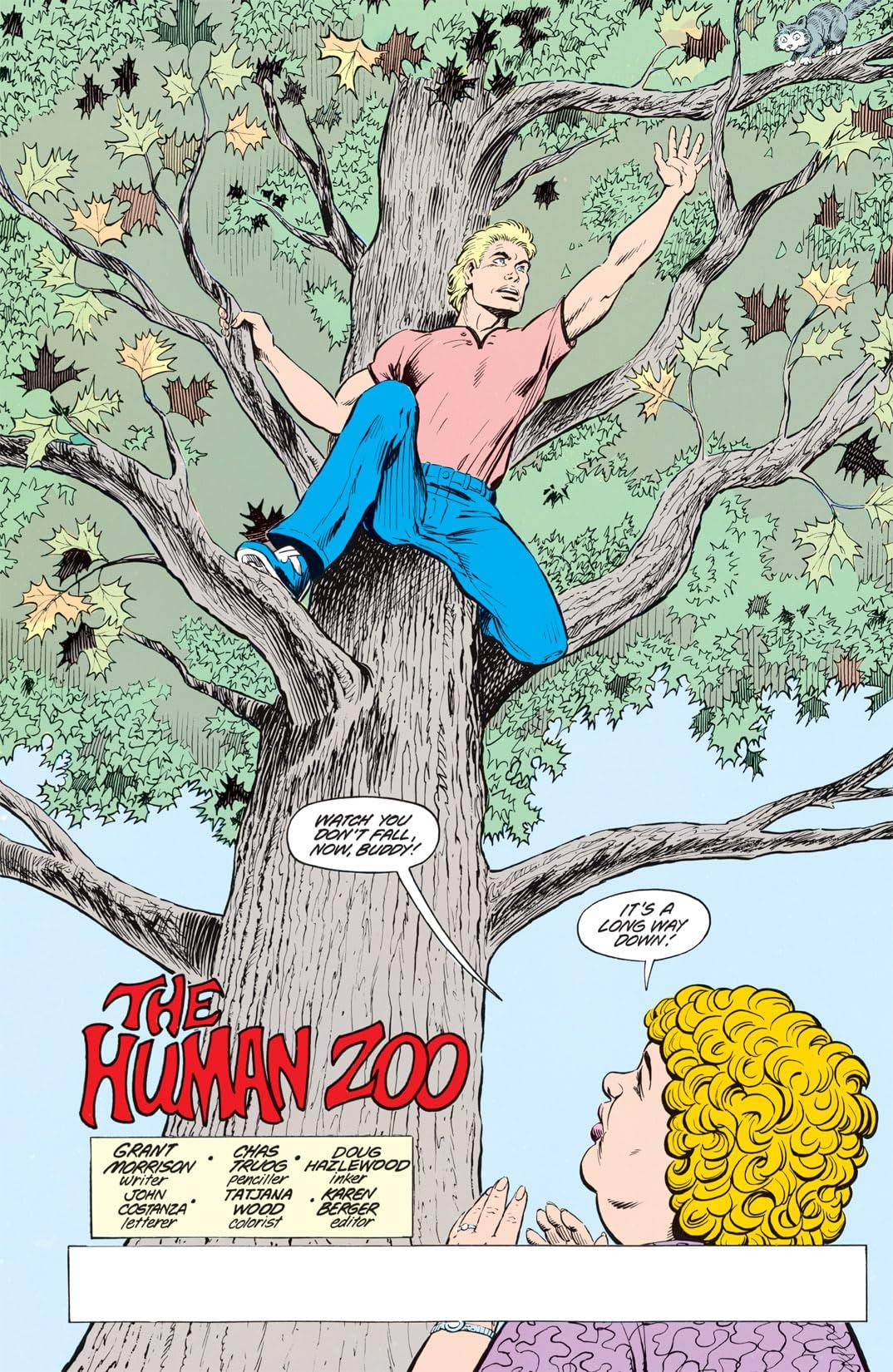 Animal Man (1988-1995) #1