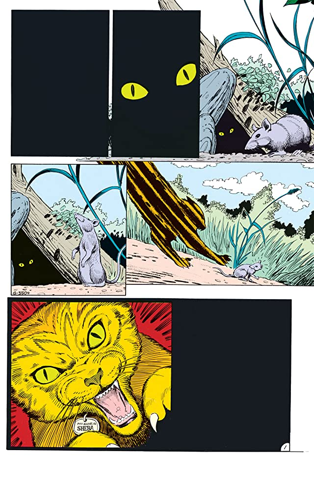 click for super-sized previews of Animal Man (1988-1995) #2