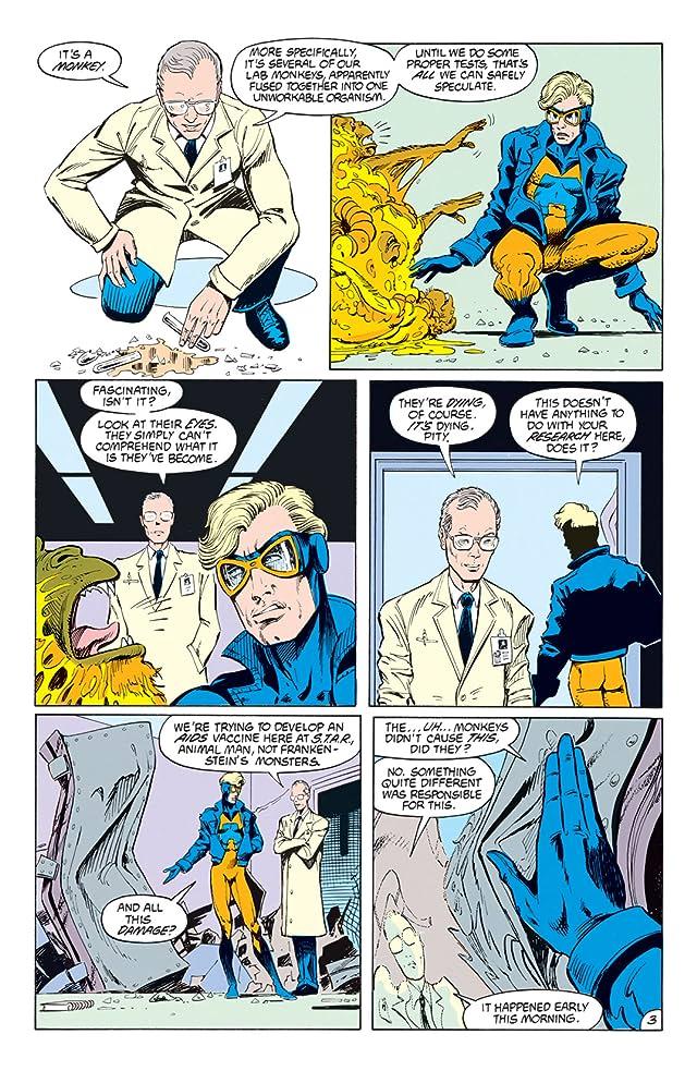 Animal Man (1988-1995) #2
