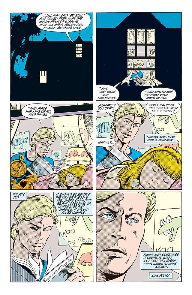 Animal Man (1988-1995) #4