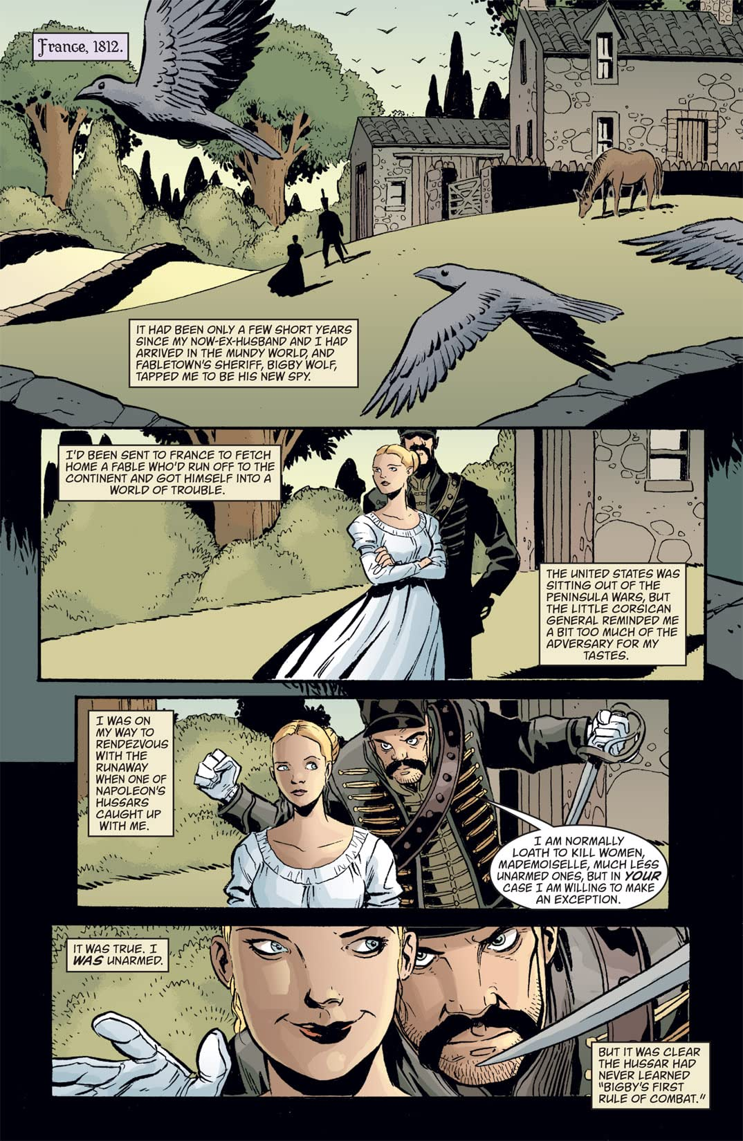 Cinderella: From Fabletown With Love #2 (of 6)