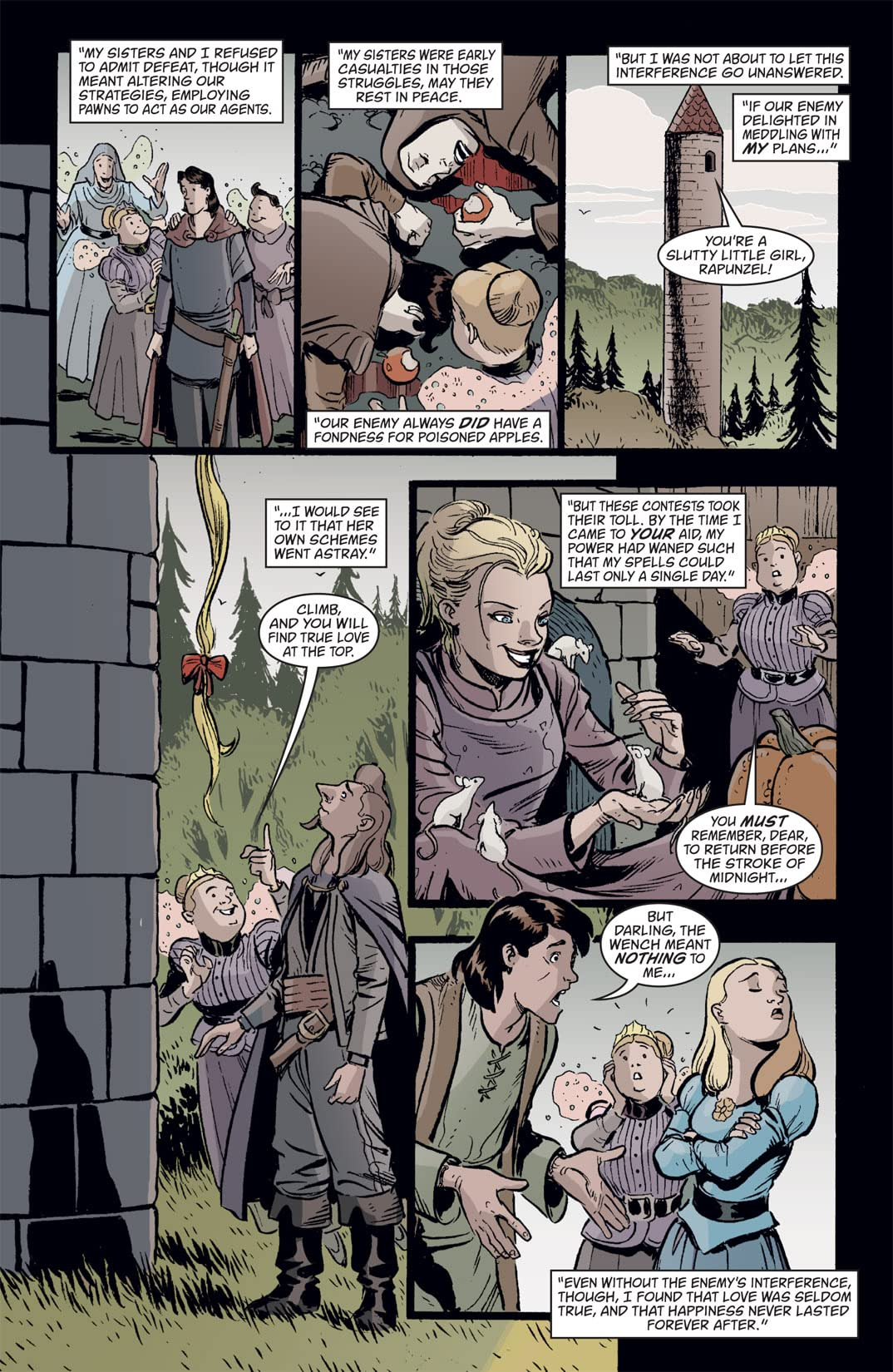 Cinderella: From Fabletown With Love #6 (of 6)