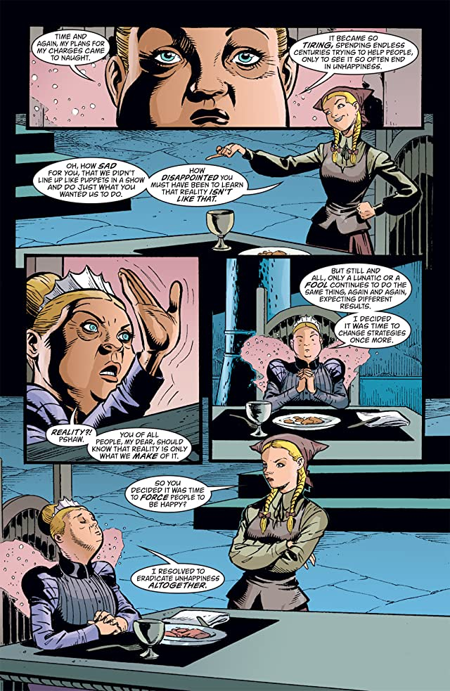 click for super-sized previews of Cinderella: From Fabletown With Love #6