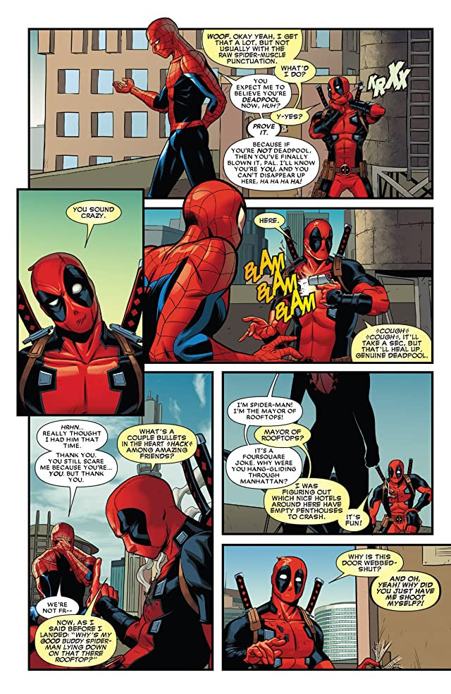 click for super-sized previews of Deadpool (2012-2015) Annual #2