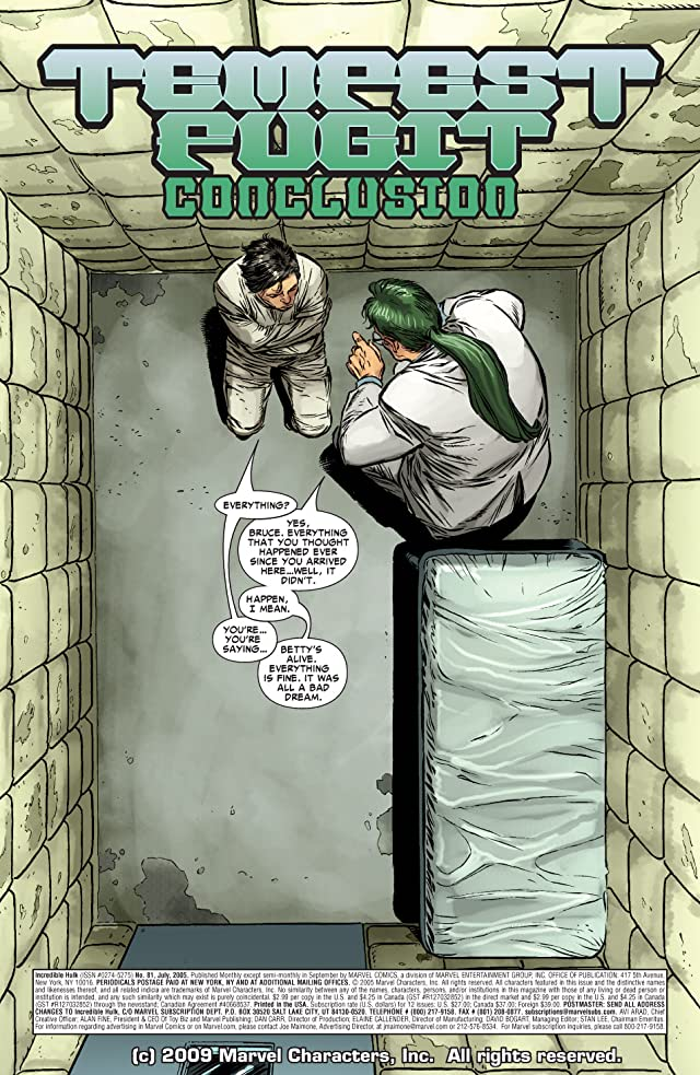 click for super-sized previews of Incredible Hulk (1999-2008) #81