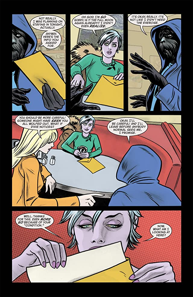 click for super-sized previews of iZombie #3