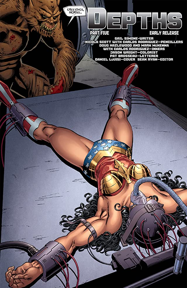 click for super-sized previews of Secret Six (2008-2011) #14
