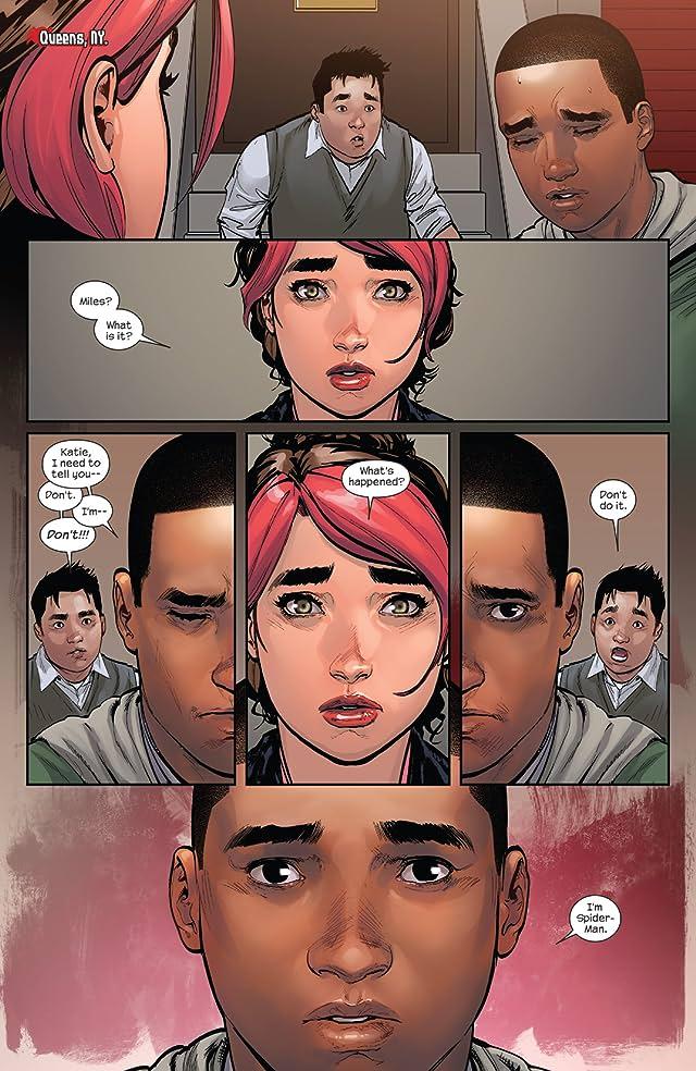 Miles Morales: Ultimate Spider-Man (2014-2015) #3