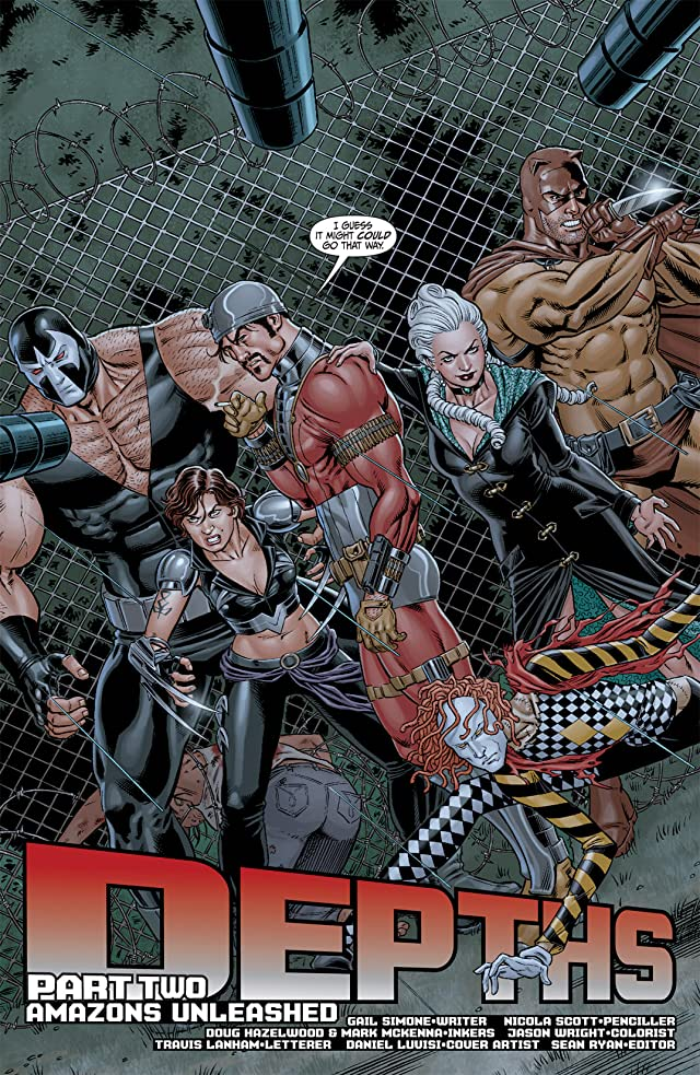 click for super-sized previews of Secret Six (2008-2011) #11