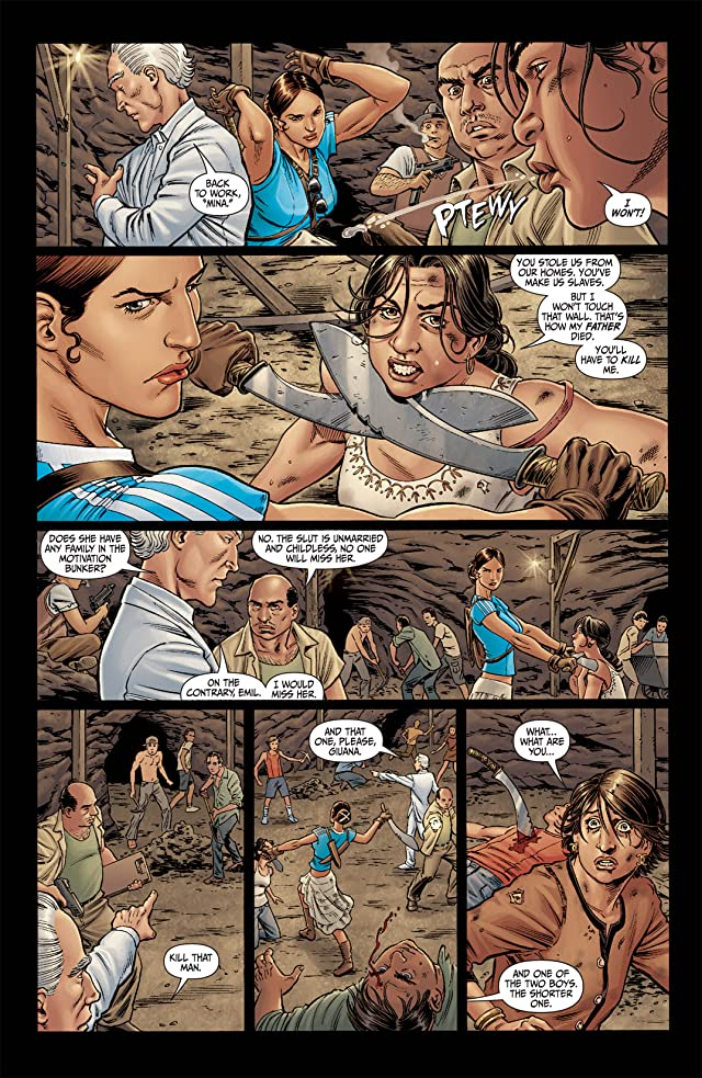 click for super-sized previews of Secret Six (2008-2011) #10