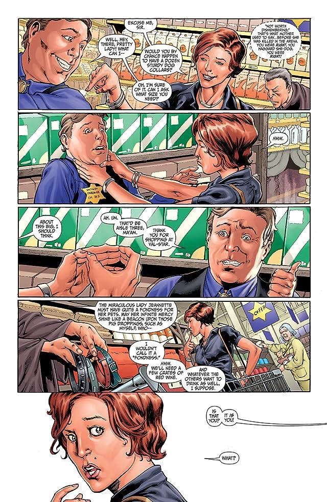 Secret Six (2008-2011) #8
