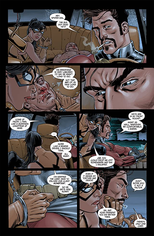 click for super-sized previews of Secret Six (2008-2011) #7