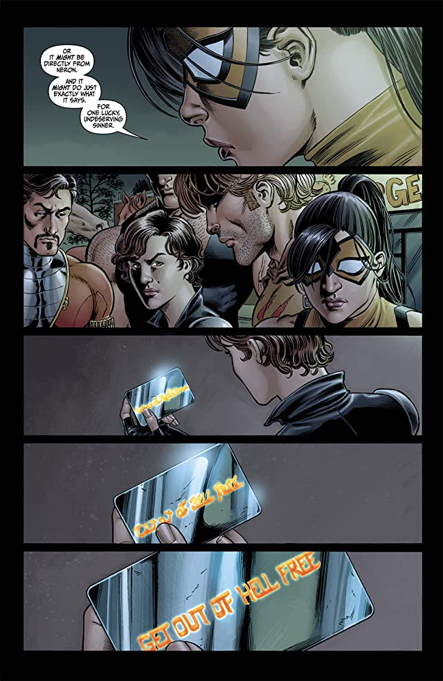 click for super-sized previews of Secret Six (2008-2011) #4