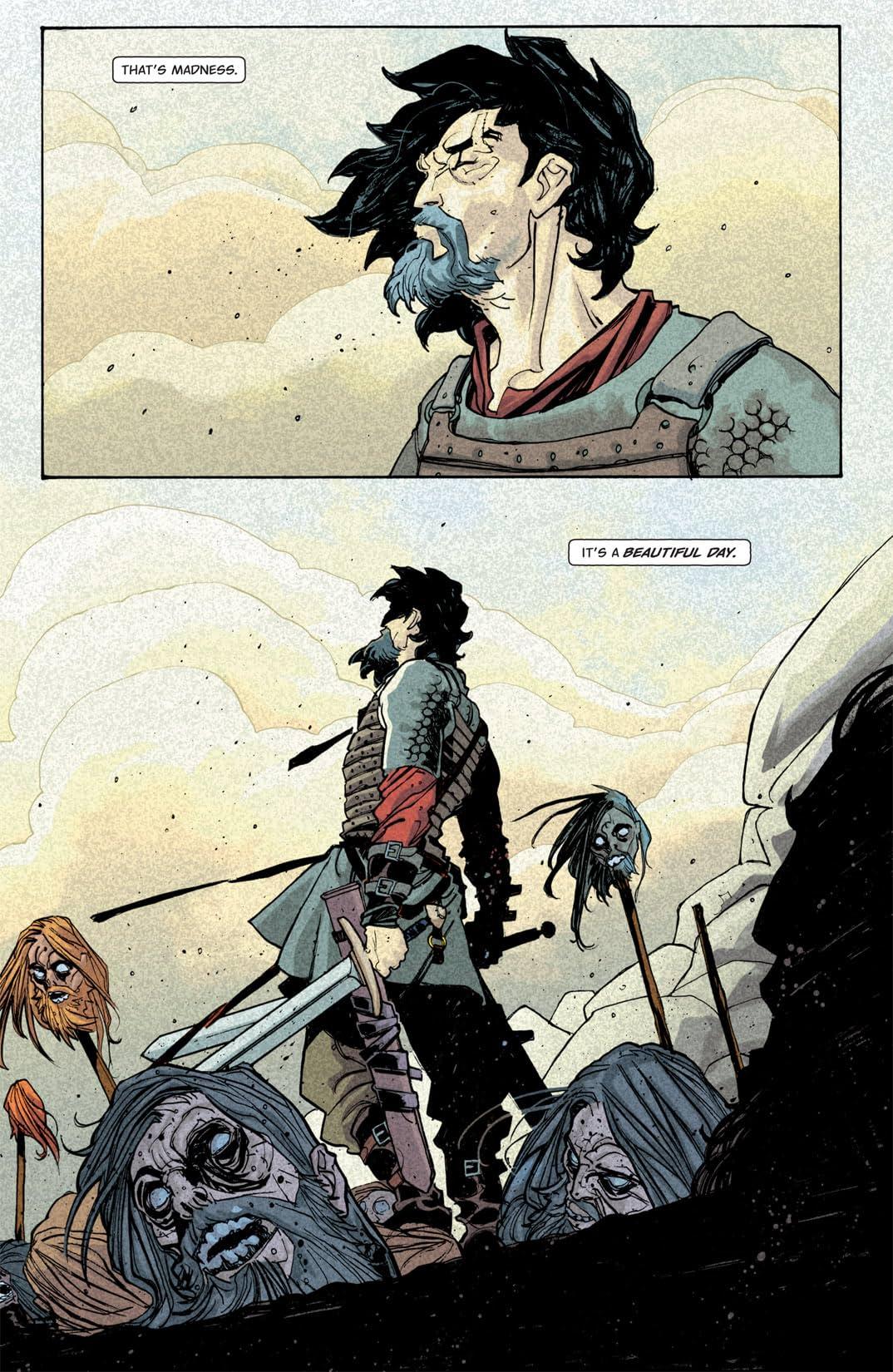 Northlanders #6
