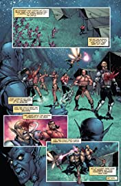 Age of Darkness: Neverland #4 (of 4)
