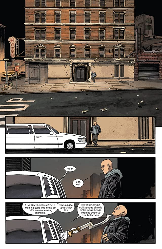 click for super-sized previews of Moon Knight (2014-) #5