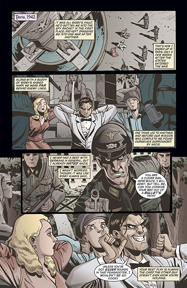 click for super-sized previews of Cinderella: From Fabletown With Love #4