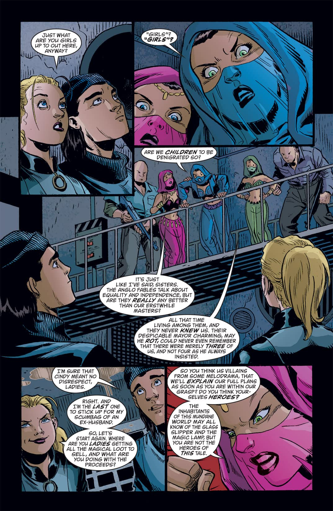 Cinderella: From Fabletown With Love #4 (of 6)