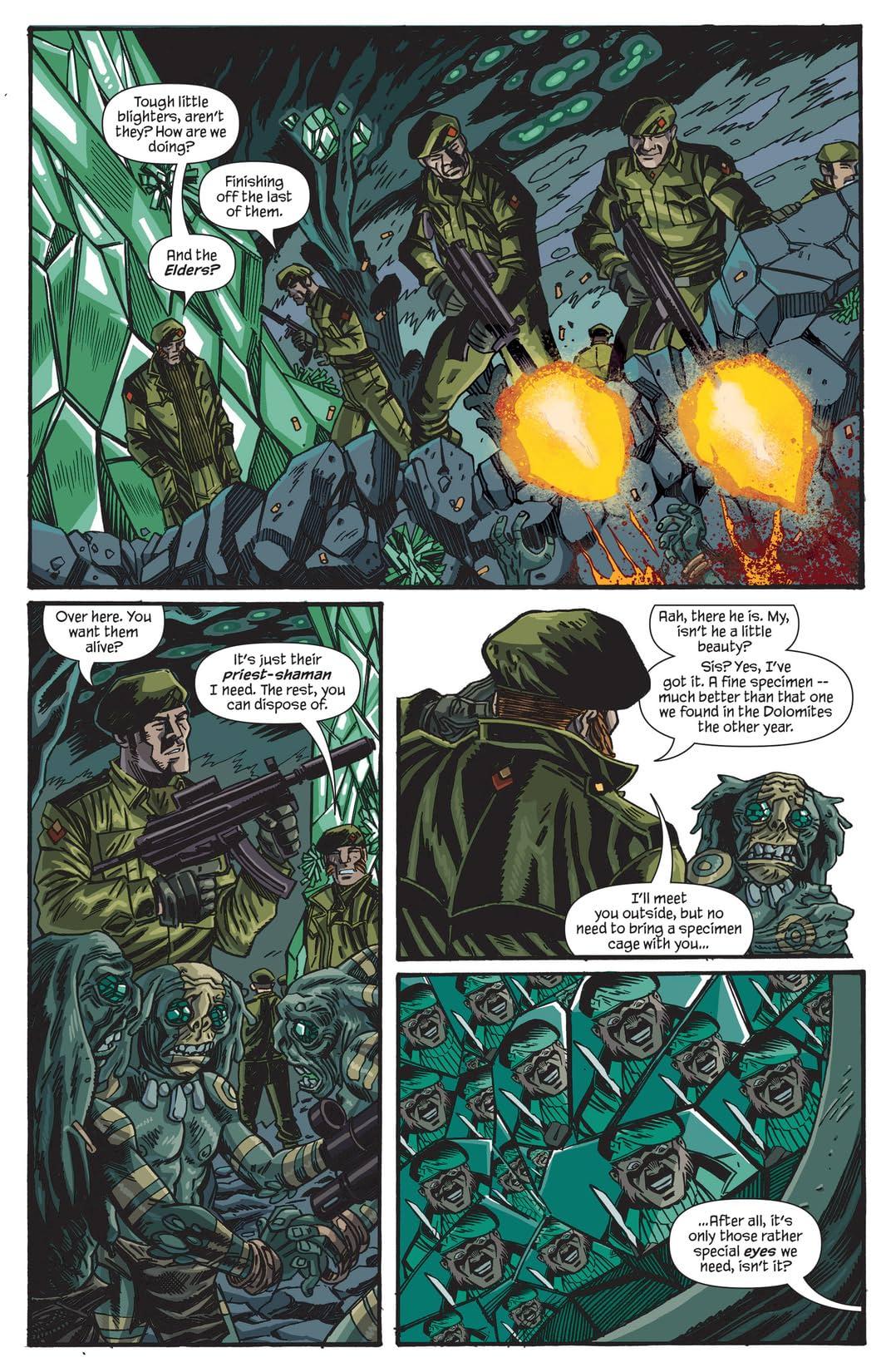 Dept. of Monsterology #2