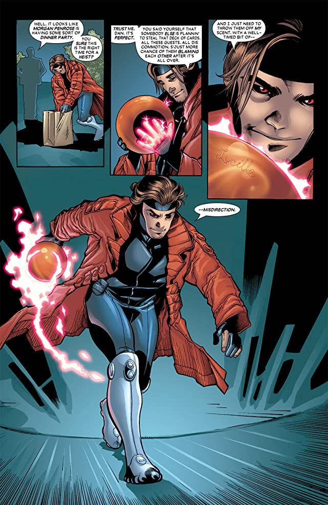 click for super-sized previews of Gambit (2004-2005) #3