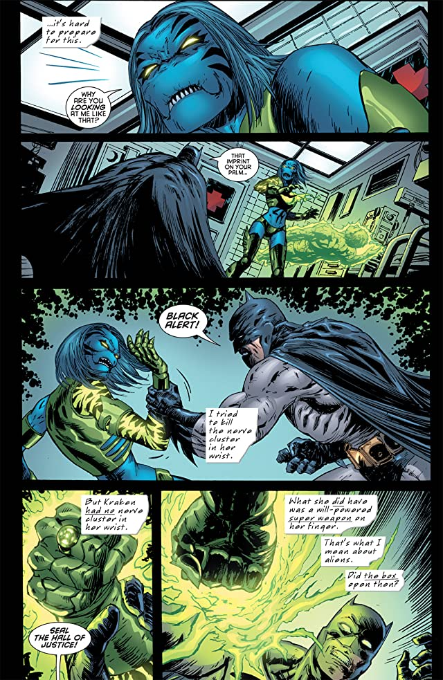 click for super-sized previews of Batman (1940-2011) #702