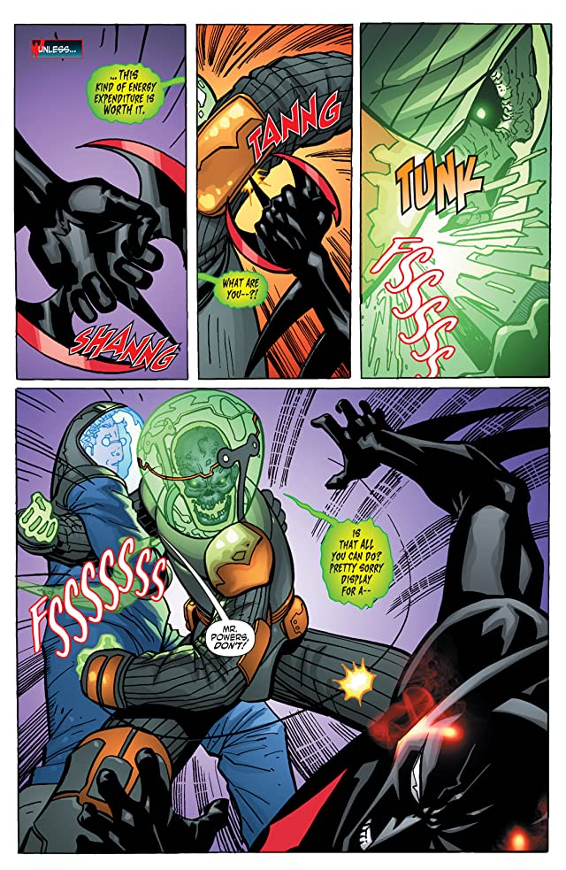 click for super-sized previews of Batman Beyond (2011) #7