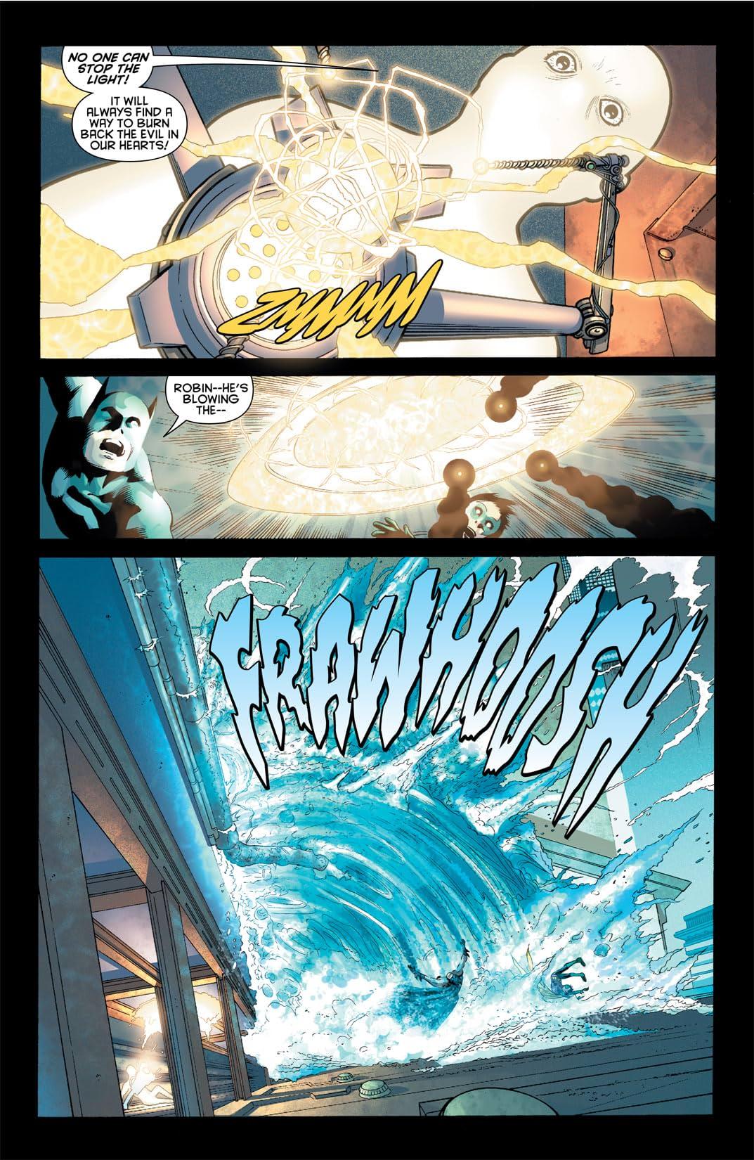 Batman and Robin (2009-2011) #21