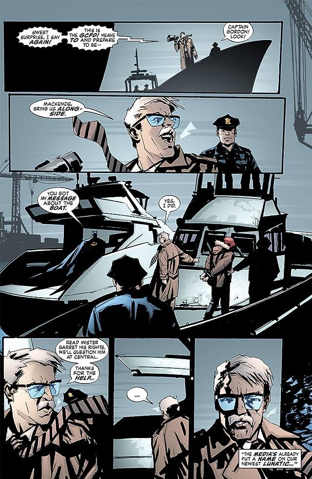 Detective Comics (1937-2011) #861