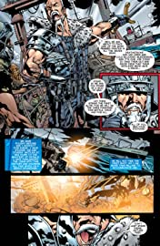 Flashpoint: Deathstroke and the Curse of the Ravager #1 (of 3)