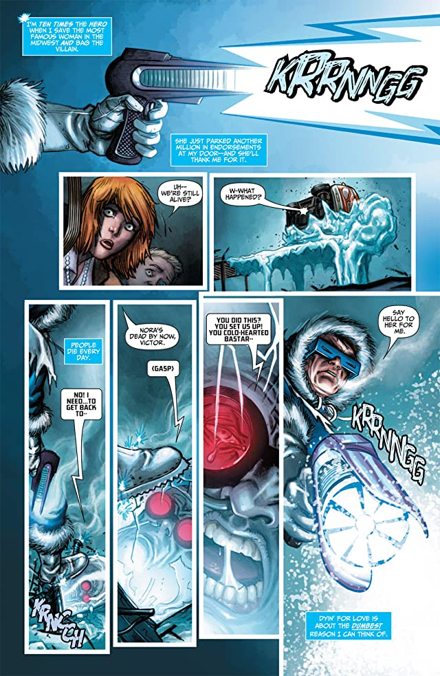 click for super-sized previews of Flashpoint: Citizen Cold #1