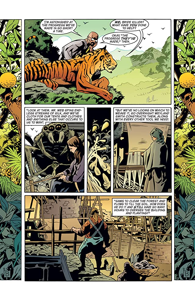 click for super-sized previews of Fables #66
