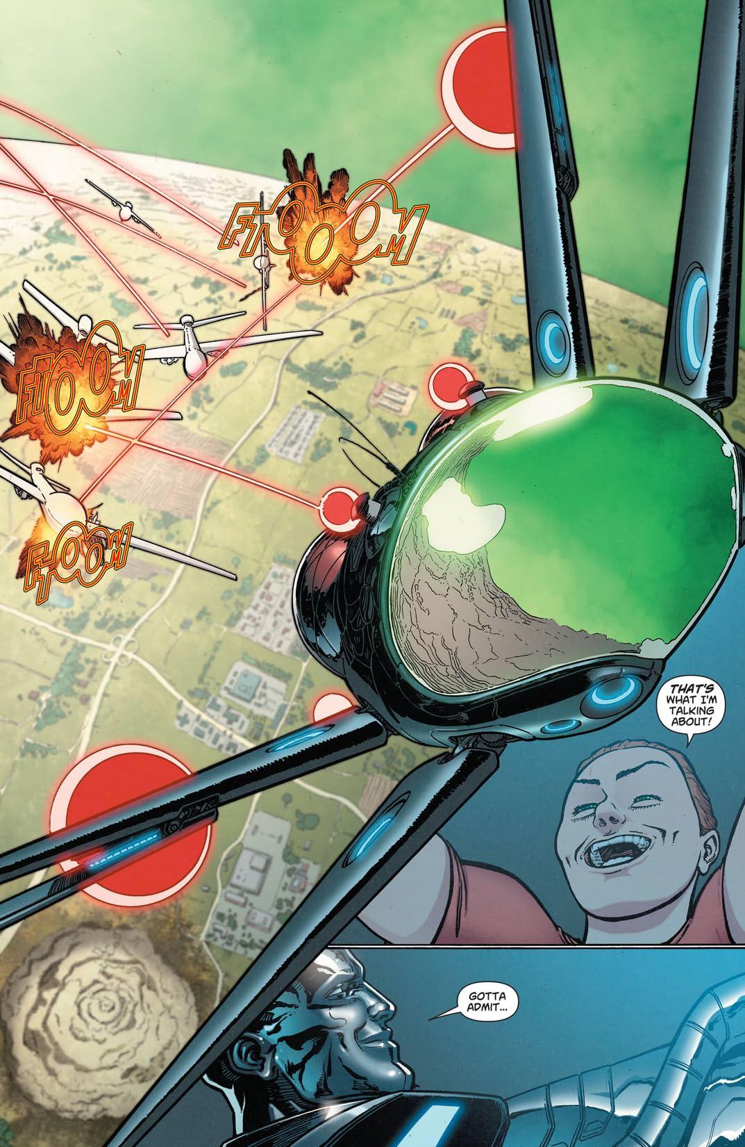 Action Comics (2011-) #33