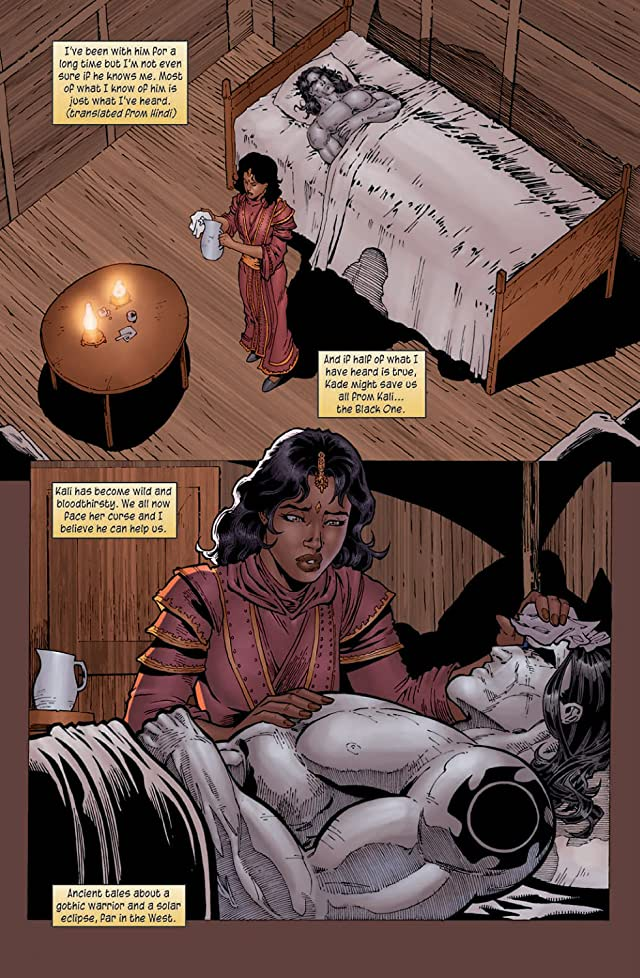 click for super-sized previews of Kade: Shiva's Sun #0