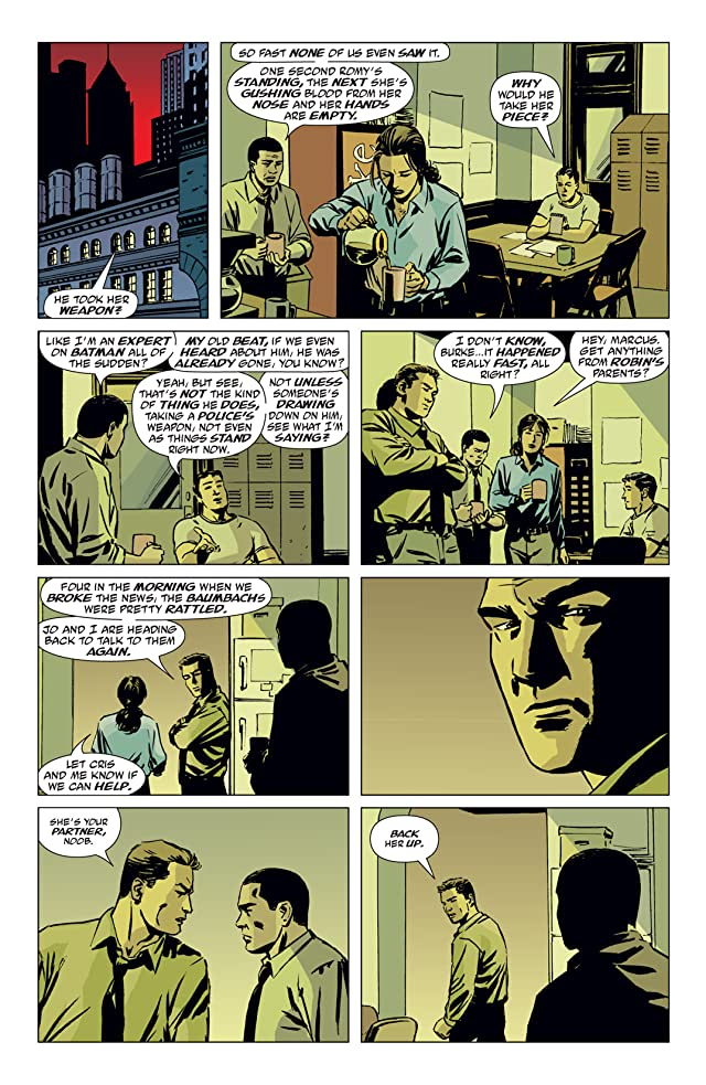 click for super-sized previews of Gotham Central #34