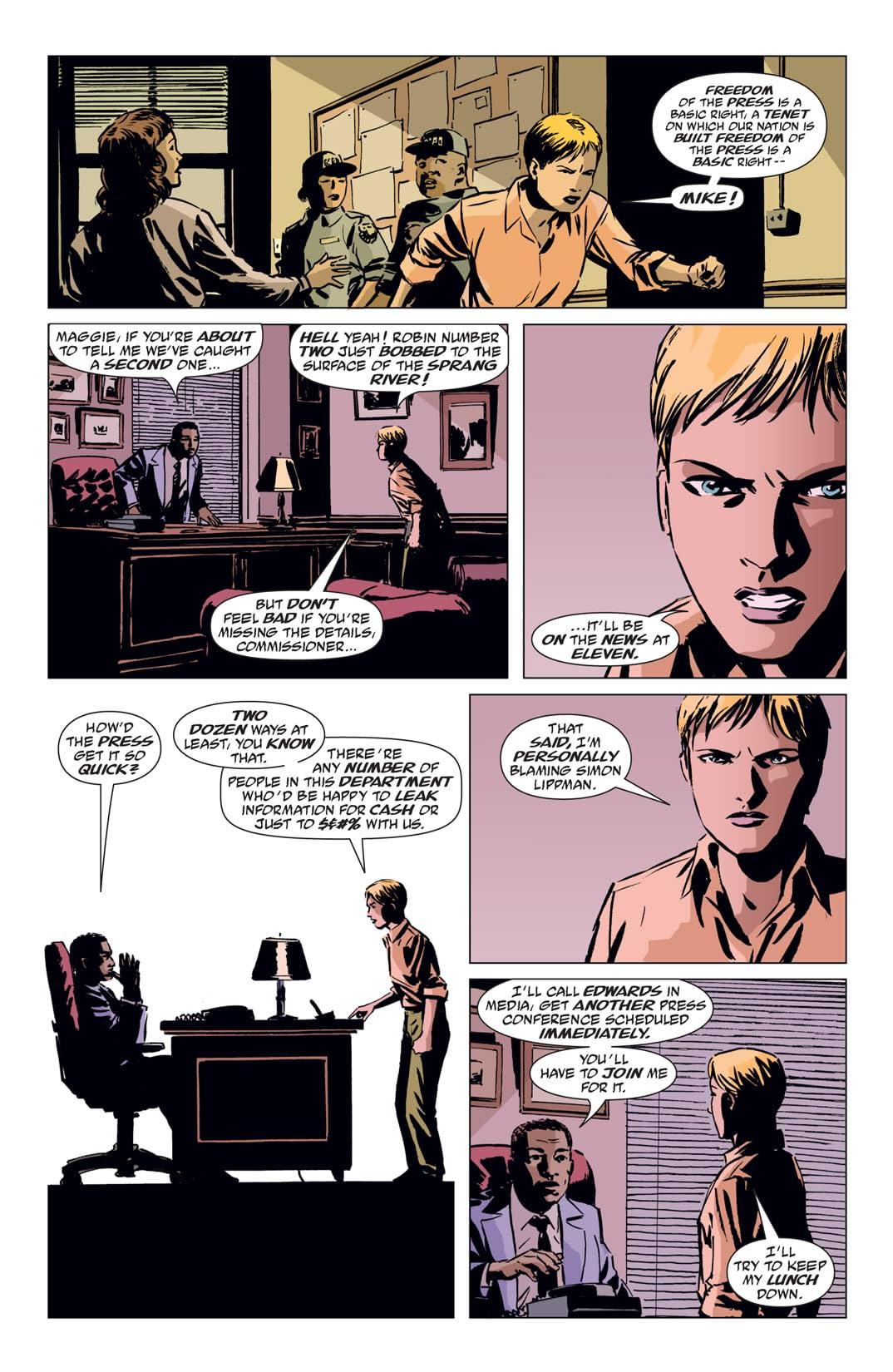 Gotham Central #35