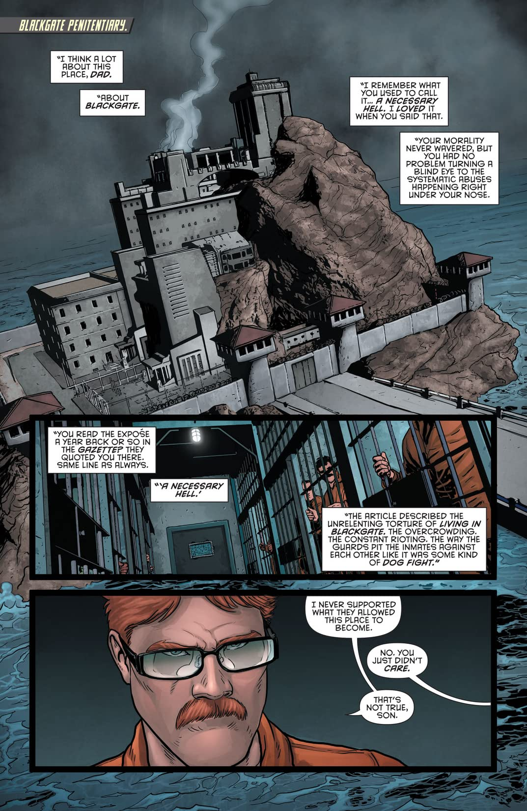 Batman Eternal (2014-2015) #13