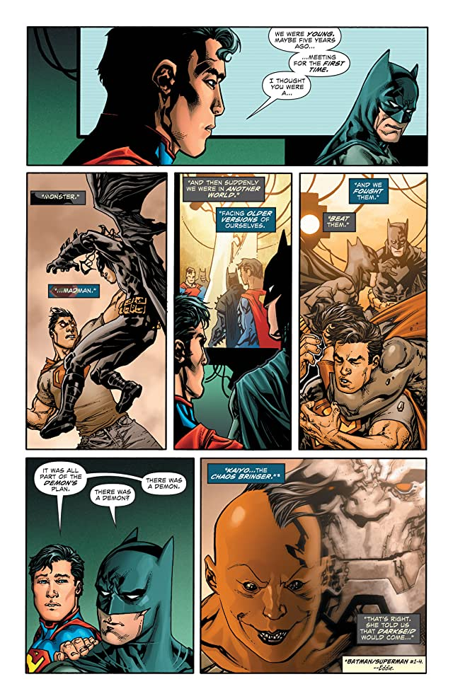 Batman/Superman (2013-) #12