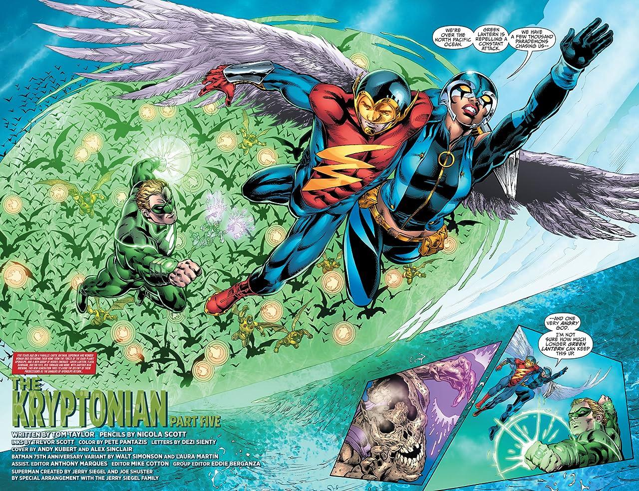 Earth 2 (2012-2015) #25